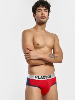 Playboy Logo Waistband Briefs