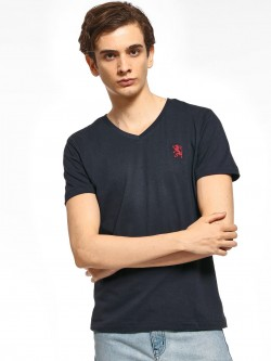 Giordano Basic V-Neck T-Shirt