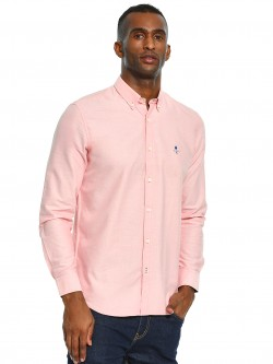 Giordano Basic Oxford Long Sleeve Shirt