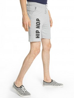 Fighting Fame Hip Hop Patch Shorts