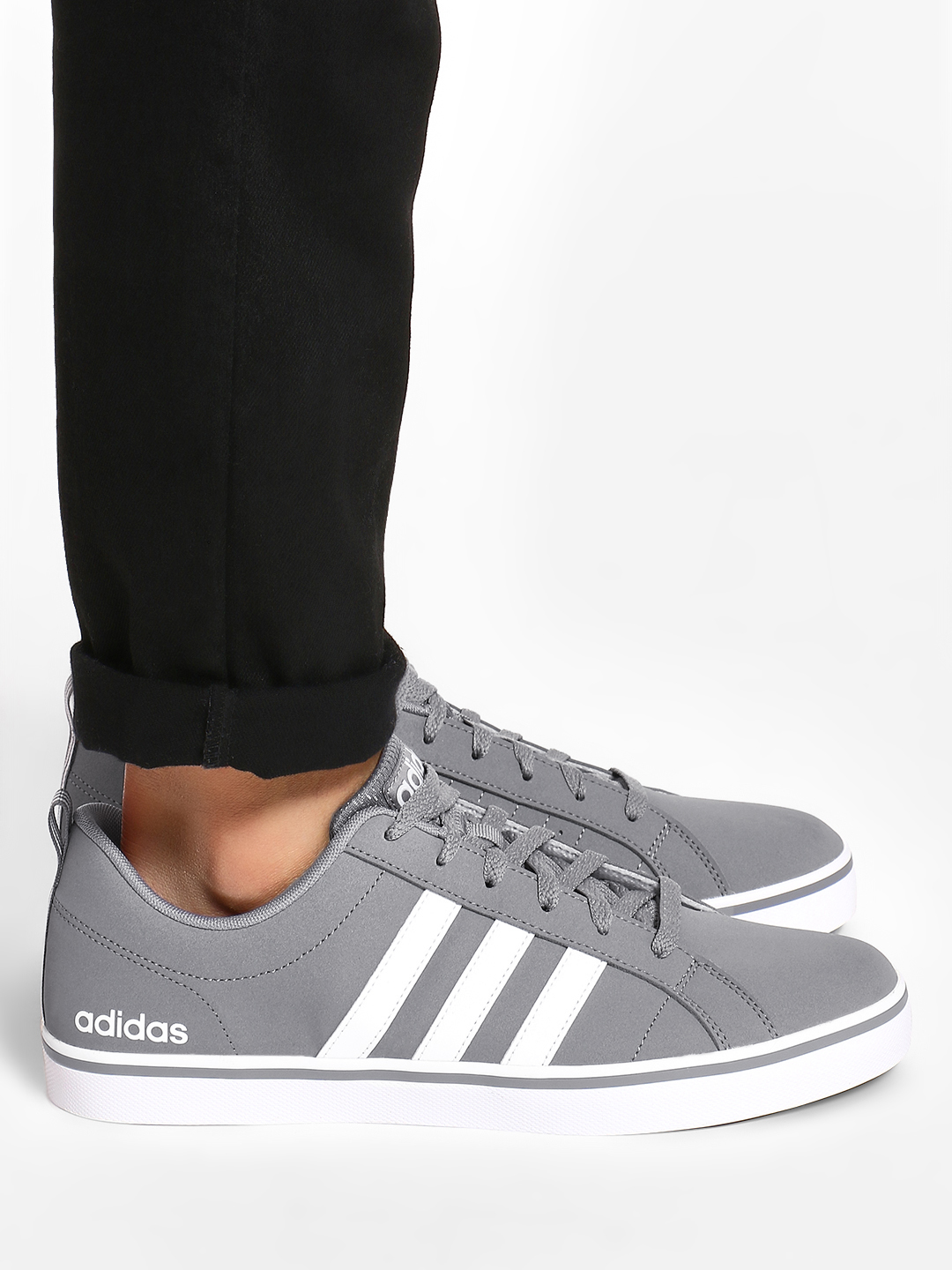 Adidas Grey VS Pace Shoes 1