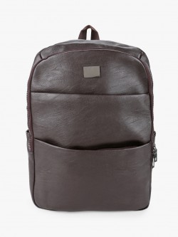 KOOVS Multi-Pocket Backpack