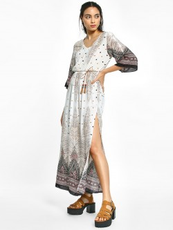 EmmaCloth All Over Print Maxi Dress