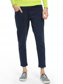 K Denim KOOVS Basic Cropped Skinny Jeans