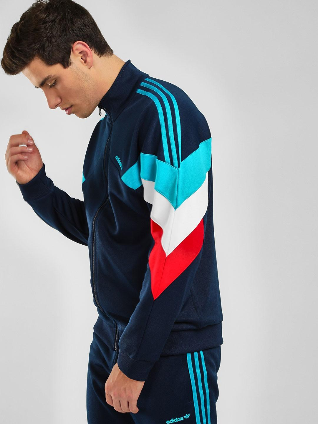 Adidas Originals Navy Palmeston Track Jacket 1