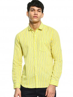 Vulcan Vertical Stripe Long Sleeve Shirt