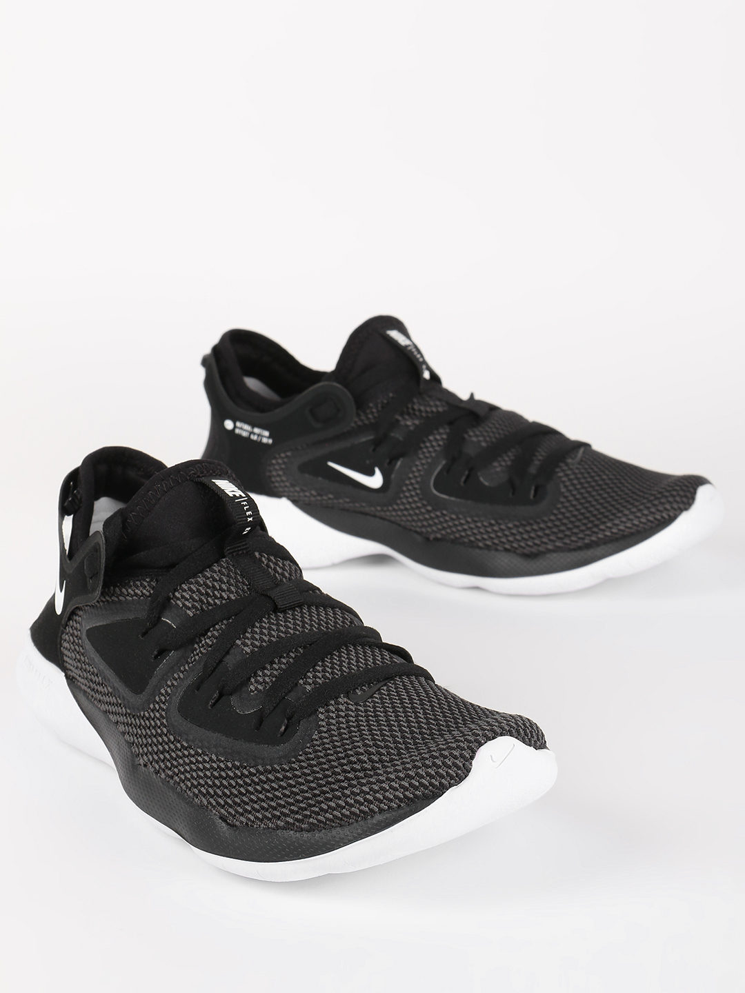 Nike Black Flex 2019 Running Shoes 1