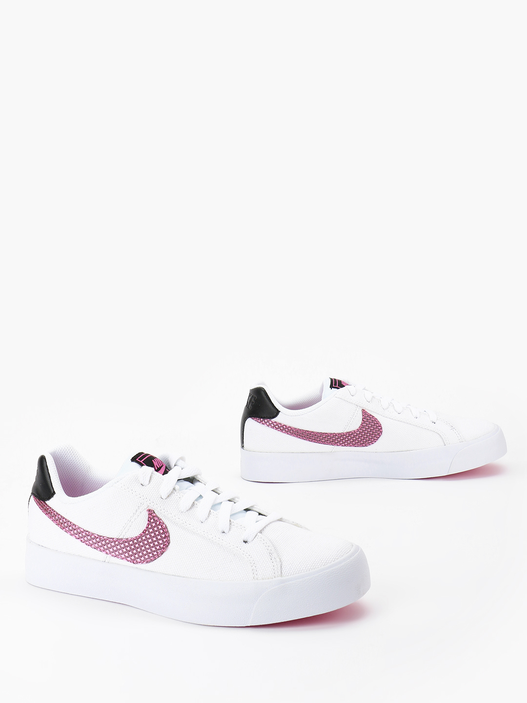 Nike White Court Royale Running Shoes 1