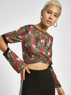Shivan & Narresh X KOOVS Vineyard Print Crop Top