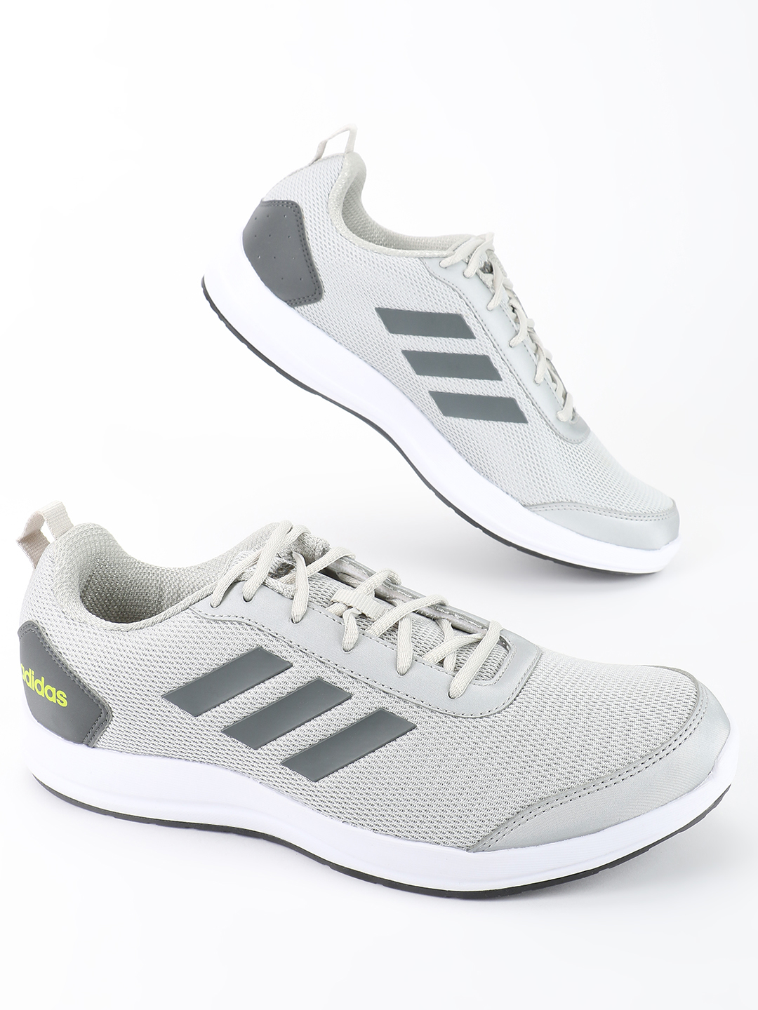 Adidas Silver YKing 2.0 Shoes 1