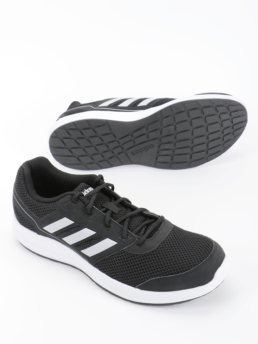 Adidas Black Running Hellion Z Shoes 1