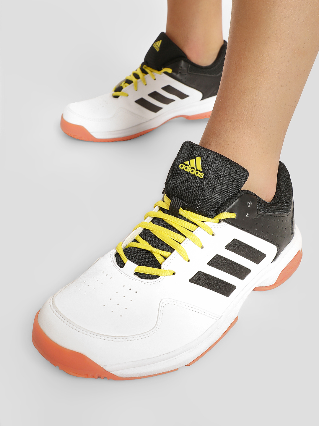 Adidas Multi Quick Force Ind Badminton Shoes 1