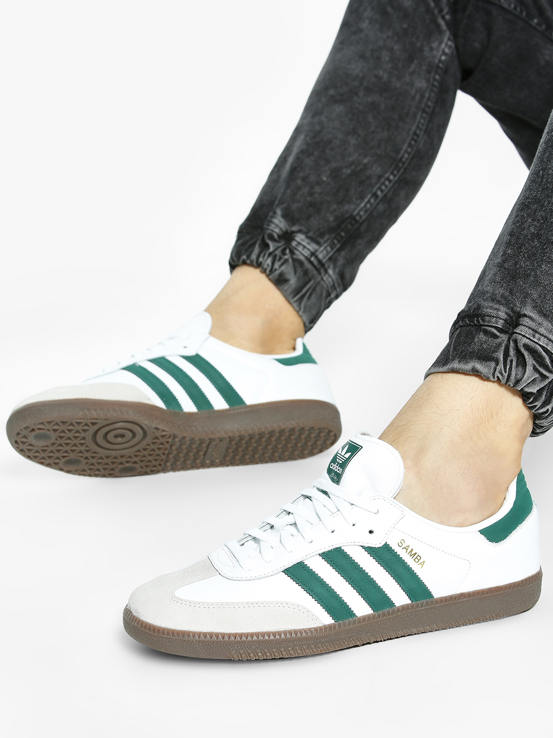 Adidas Originals Multi Samba OG Shoes 1