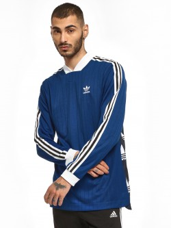 Adidas Originals Back Print Side Stripe T-Shirt
