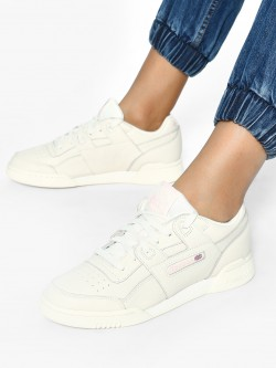 Reebok Classics Workout Lo Plus Shoes
