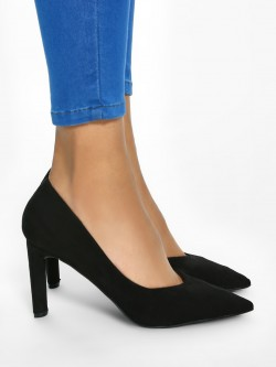 Intoto Basic Suede Finish Pumps