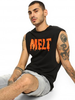 Garcon Melt Placement Print Vest