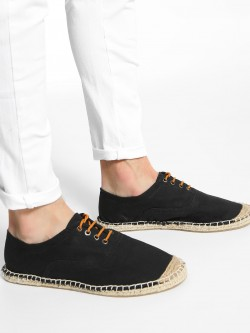 KOOVS Lace-Up Espadrille Casual Shoes