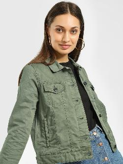 Blue Saint Basic Denim Jacket