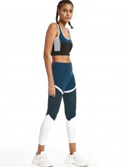 K ACTIVE KOOVS Printed Cut And Sew Leggings
