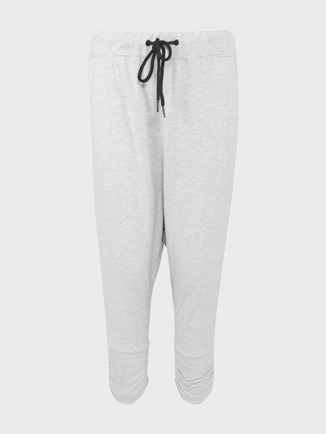 SKULT By Shahid Kapoor Dark Grey Drop Crotch Joggers 1