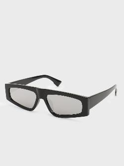 Pataaka Reflective Lens Retro Sunglasses
