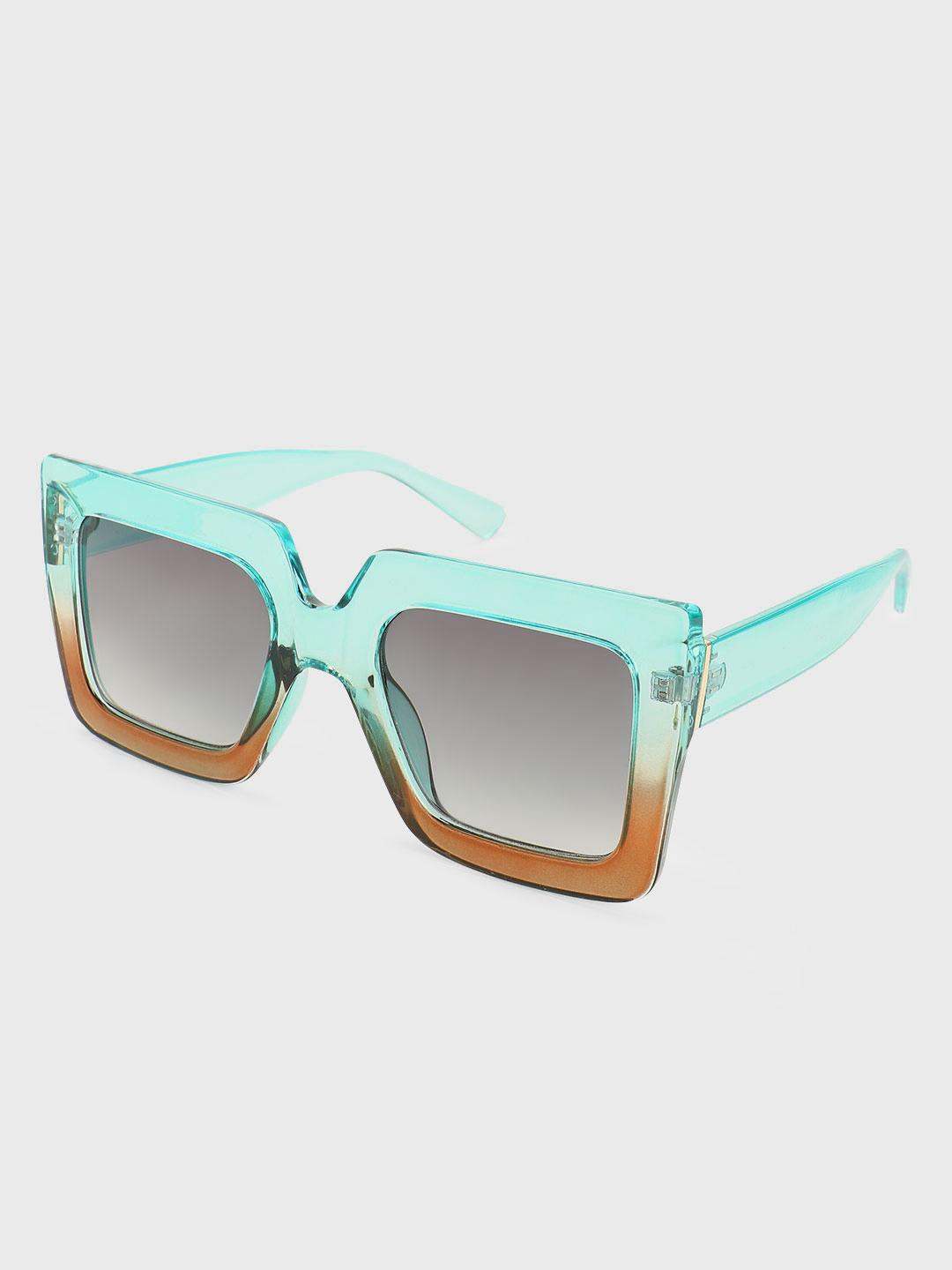Pataaka Multi Ombre Tinted Lens Square Sunglasses 1