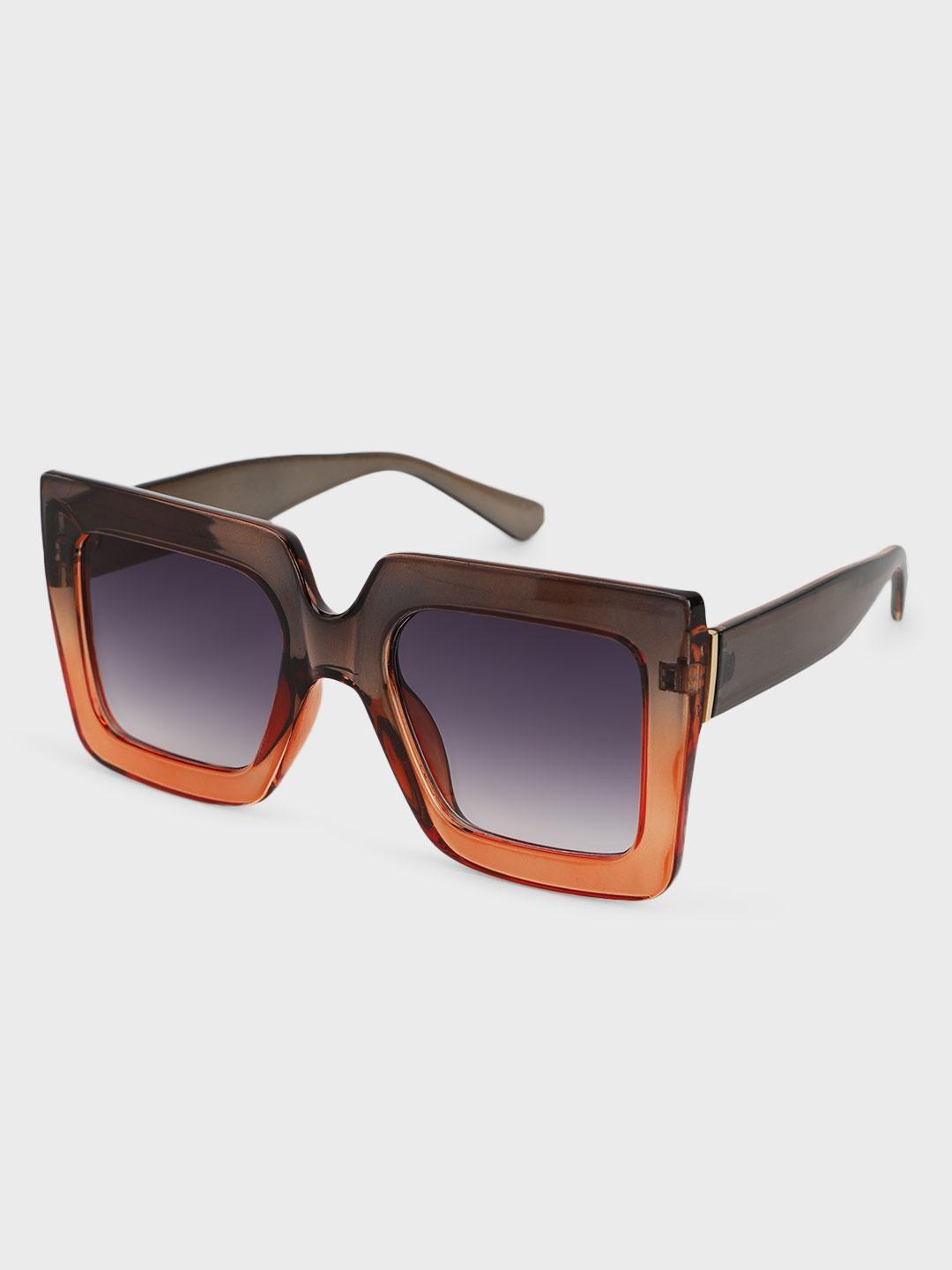 Pataaka Multi Tinted Lens Square Sunglasses 1
