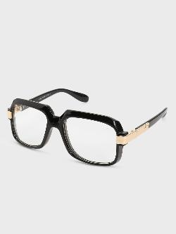 Pataaka Clear Lens Square Sunglasses