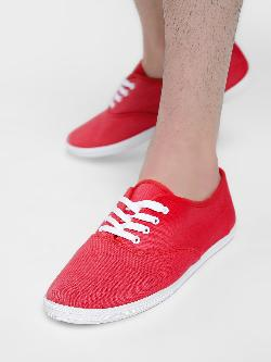 Alcott Lace-Up Sneakers