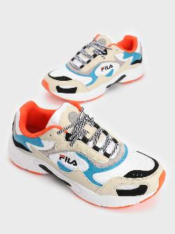 Fila Luminance Colour Block Trainers