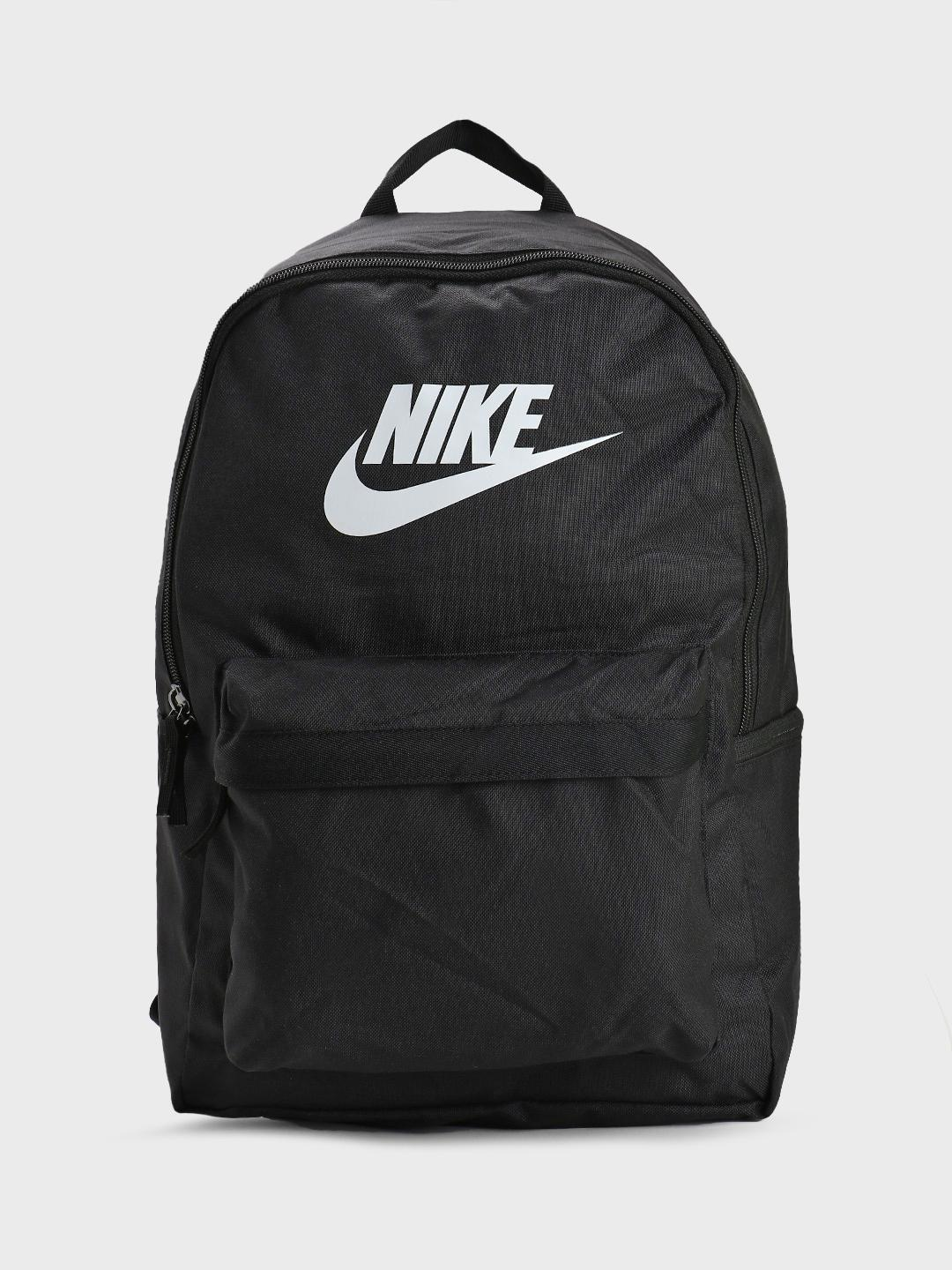 Nike Black Heritage 2.0 Backpack 1