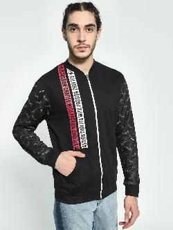 Fighting Fame Crafted With Passion Leopard Print Jacket