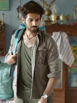 Bollywoo In The Style Of Kartik Aaryan Basic Vest