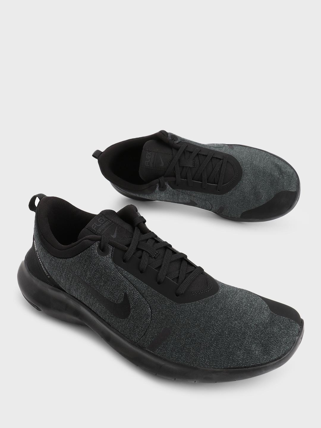 Nike Black Flex Experience Rn 8 Running Shoes 1