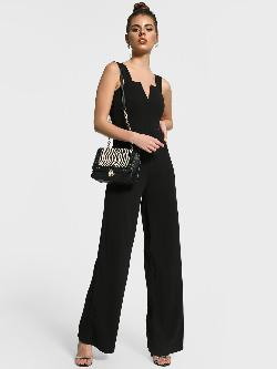 Missguided Cut-Out Square Neck Jumpsuit