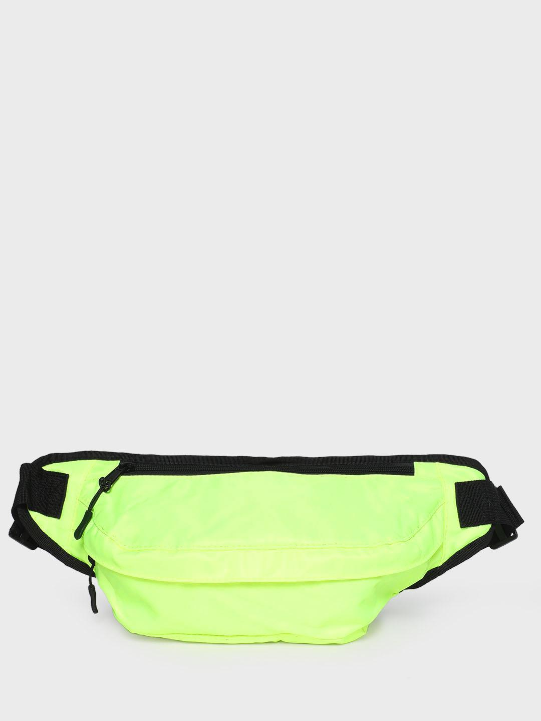 KOOVS Green Sports Fanny Pack 1