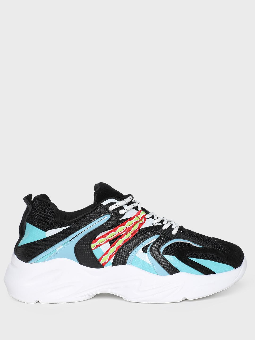 Kindred Black Carnival Trainers 1