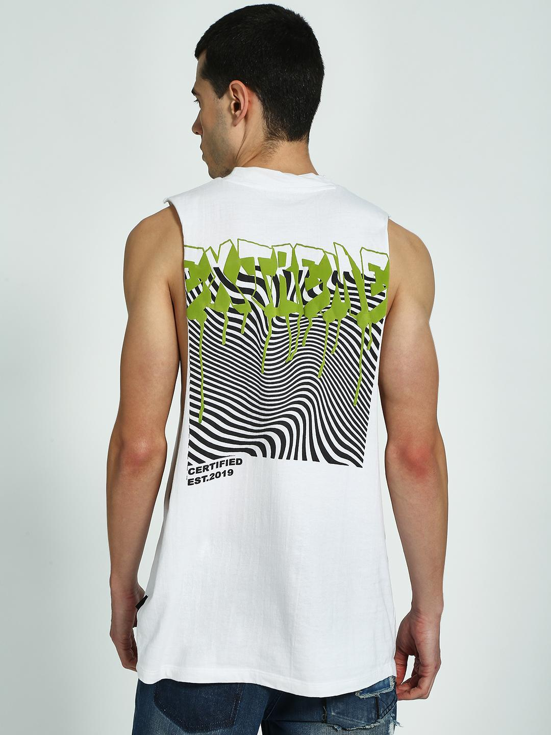 KOOVS Multi Graphic Placement Print Tank 1