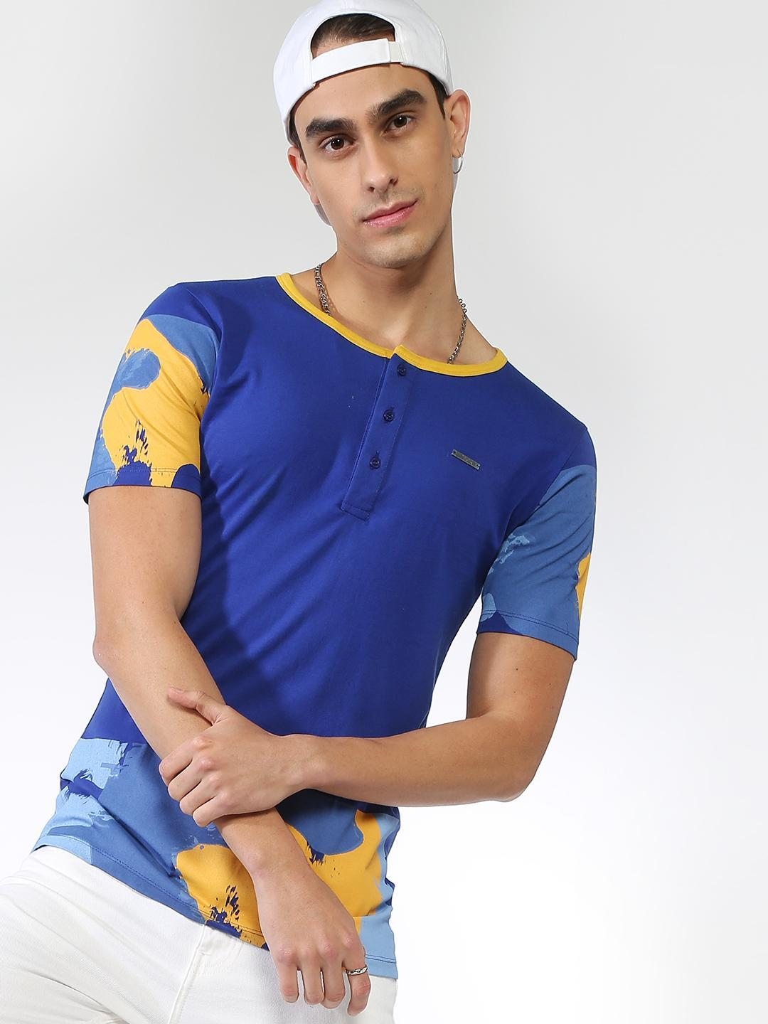 IMPACKT Multi Placement Printed T-Shirt 1