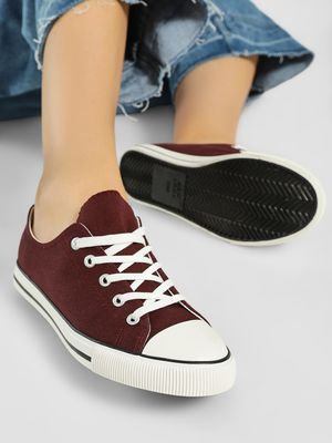 New Look Lace-Up Sneakers