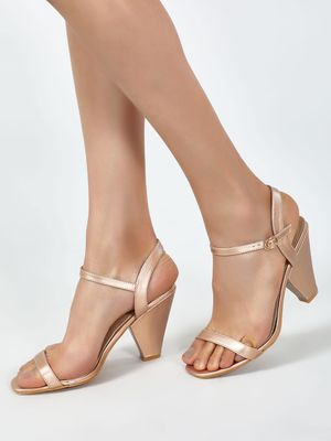 Intoto Conical Heeled Sandals