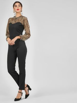 KOOVS Simona Double Layer Jumpsuit