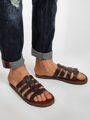 KOOVS Gladiator Slides