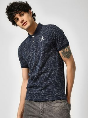 Converse All Over Print Polo Shirt