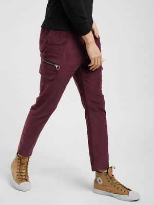 KOOVS Zipper Detail Trousers