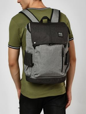 KAKA Two-Tone Laptop Backpack