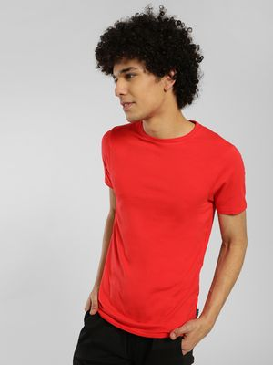 KOOVS Muscle Fit T-Shirt
