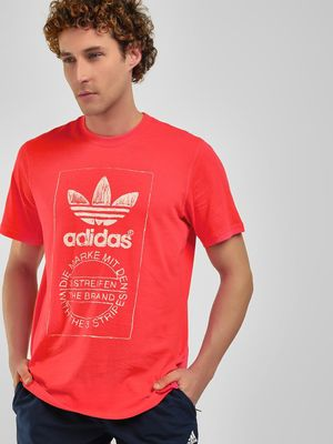 Adidas Originals Hand Drawn T-Shirt