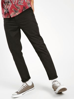 KOOVS Dobby Slim Fit Trousers